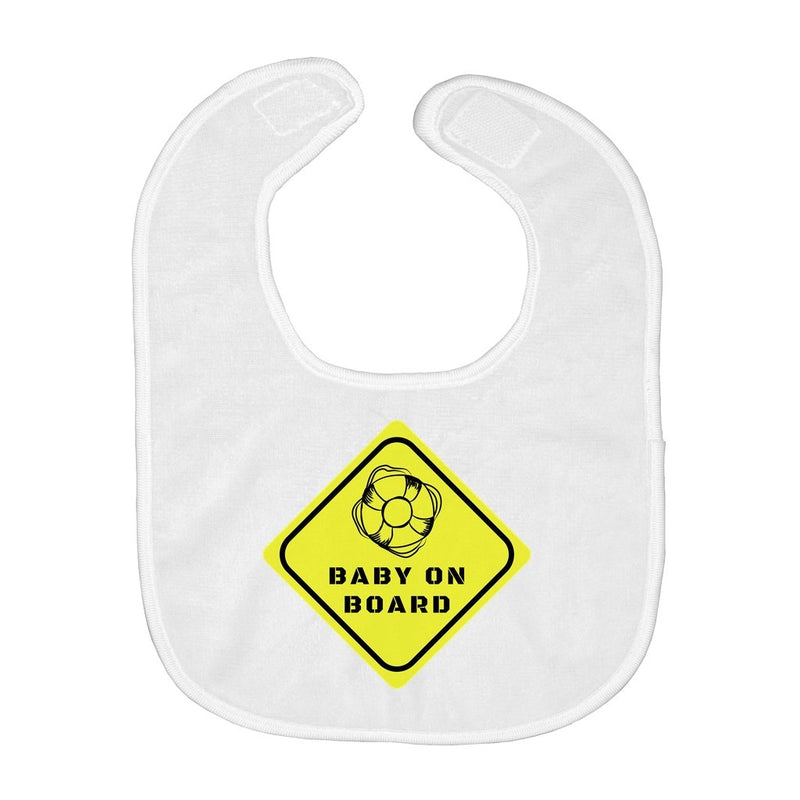Baby Sailor's Bib - Baby on board Collection - SVlovers