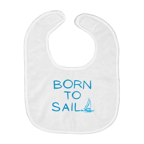 Baby Sailor's Bib - Born to sail Collection - SVlovers