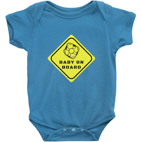 Baby Sailor's bodysuit - Baby on board Collection - SVlovers