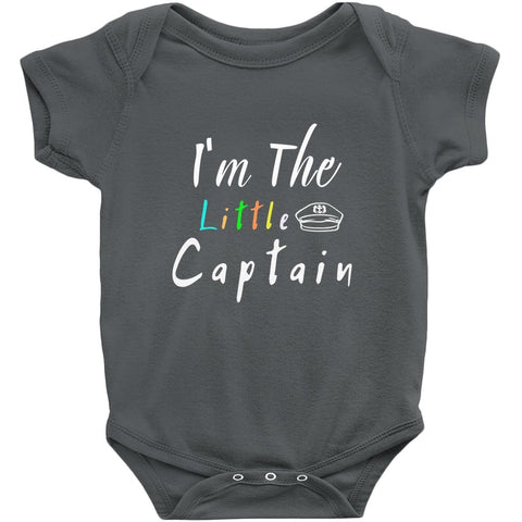 Baby Sailor's bodysuit - Little Captain Collection - SVlovers