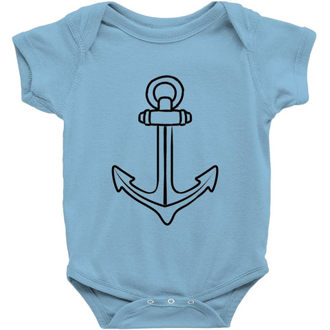 Baby Sailor's bodysuit - My Anchor Collection - SVlovers