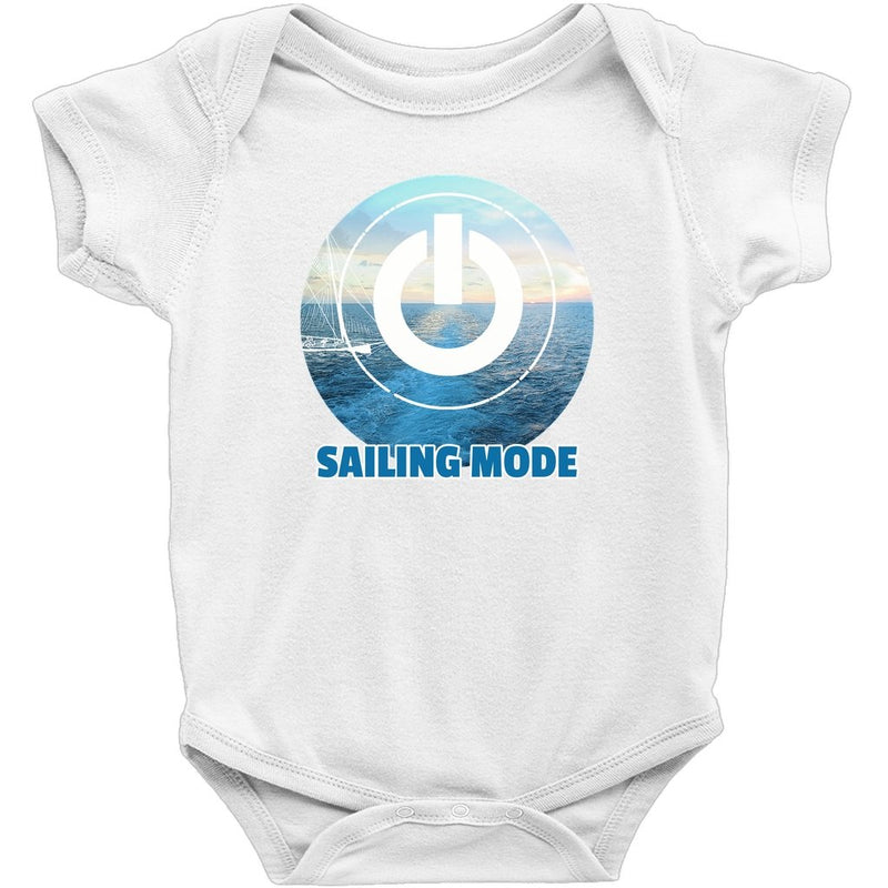 Baby Sailor's bodysuit - Sailing Mode Collection - SVlovers