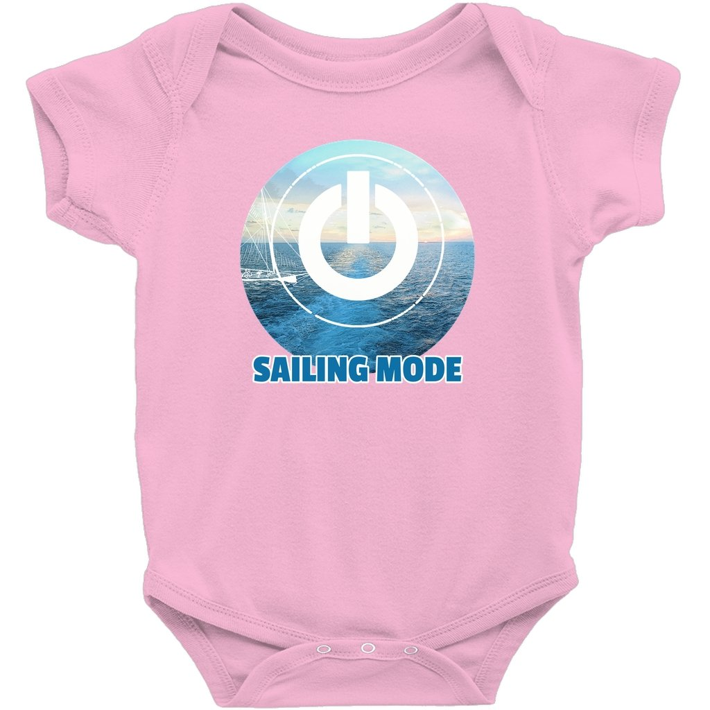 Baby Sailor's bodysuit - Sailing Mode Collection