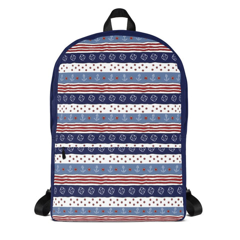 Backpack - Colorful Waves Collection - SVlovers