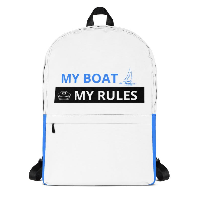 Backpack - My boat-My rules Collection - SVlovers