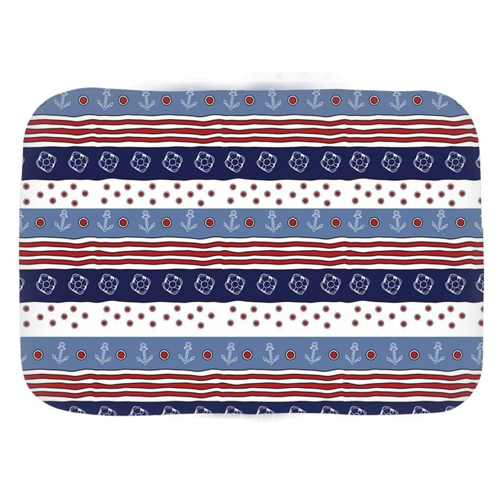 Bath Mat - Colorful Waves Collection - SVlovers