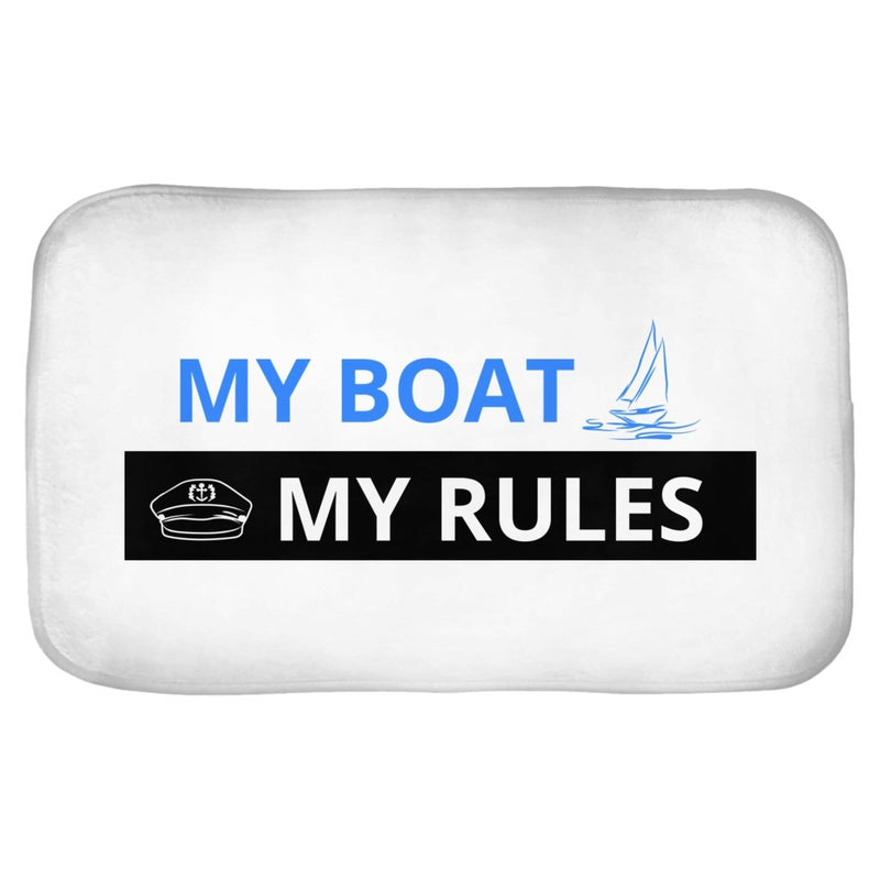 Bath Mat - My Boat-My Rules Collection - SVlovers
