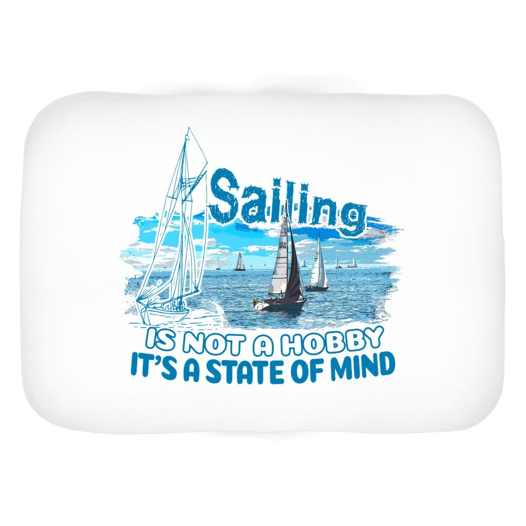 Bath Mat - Sailing is not a hobby Collection