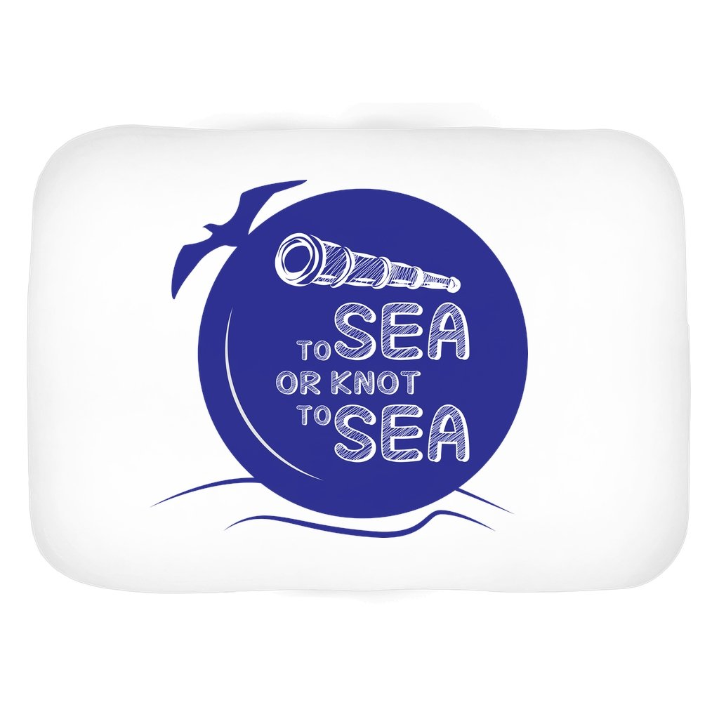 Bath Mat - To sea or knot to sea Collection