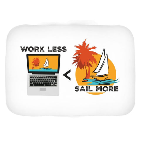 Bath Mat - Work Less-Sail More Collection - SVlovers