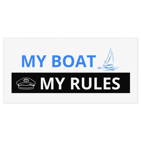 Bath Towel - My Boat-My Rules Collection - SVlovers