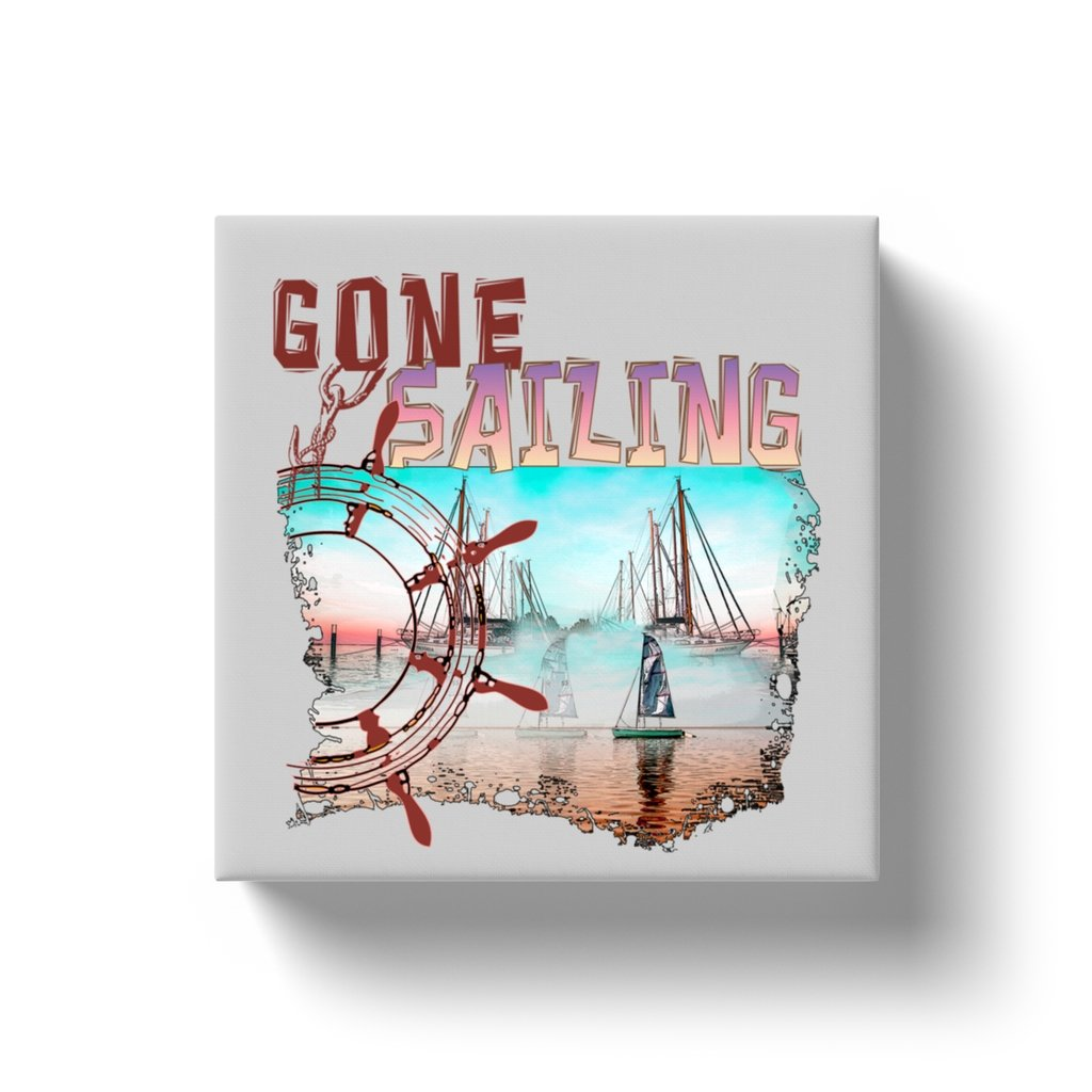Canvas Wraps - Gone Sailing Collection - SVlovers