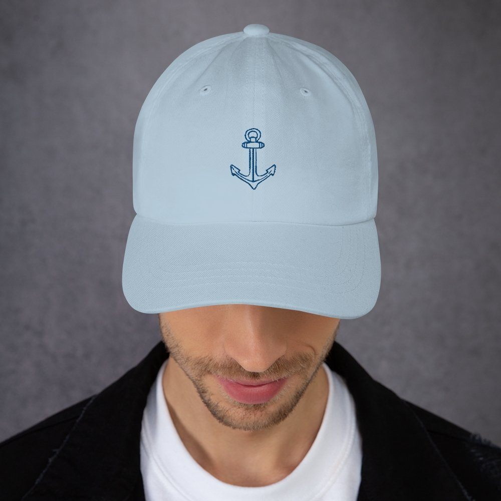 Classic Dad Hat - My Anchor Collection - SVlovers