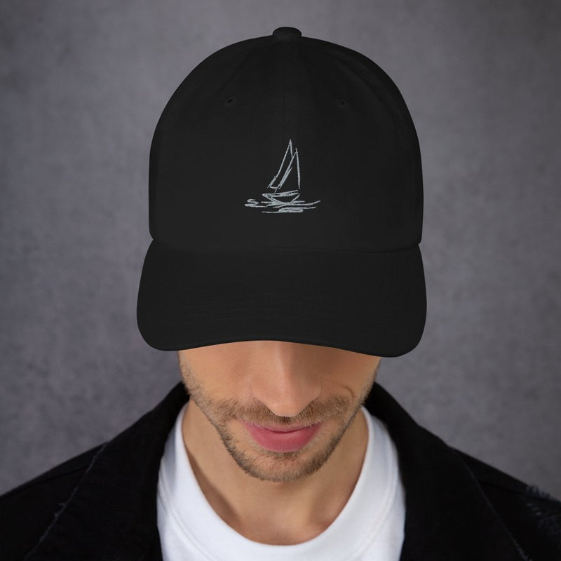 Classic Dad Hat - My Boat Collection (Black) - SVlovers