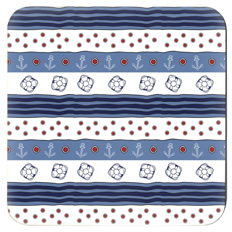 Coasters - Blue Water & Blue-White Flag Collections - SVlovers