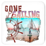 Coasters - Gone Sailing Collection - Set of 4 - SVlovers