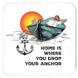Coasters - Home is where you drop your anchor Collection - SVlovers