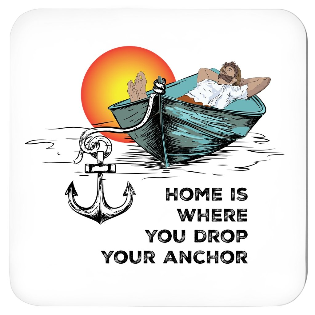 Coasters - Home is where you drop your anchor Collection