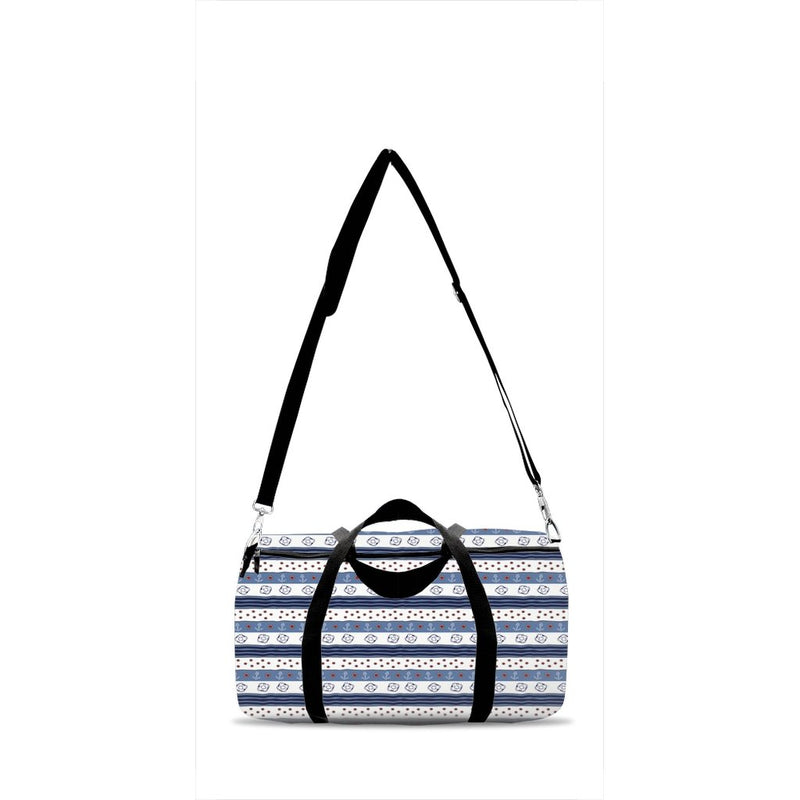 Duffle Bag - Blue-White Flag Collection - SVlovers