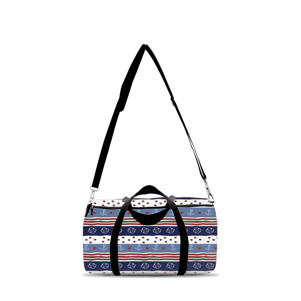 Duffle Bag - Colorful Waves Collection - SVlovers