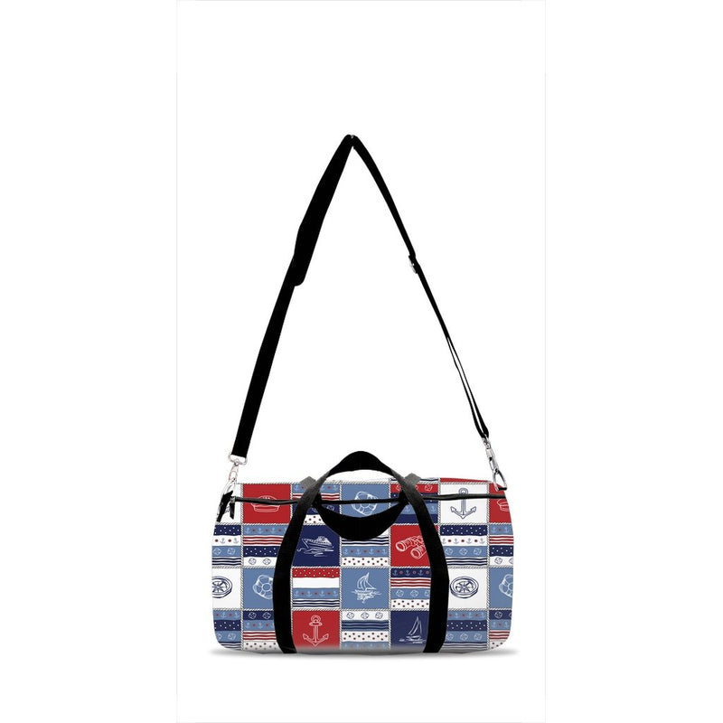 Duffle Bag - Quilt Sea Collection - SVlovers