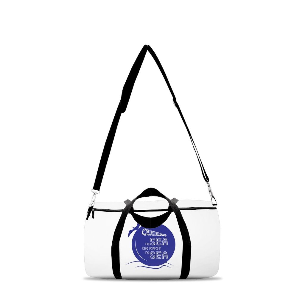 Duffle Bag - To sea or knot to sea Collection - SVlovers