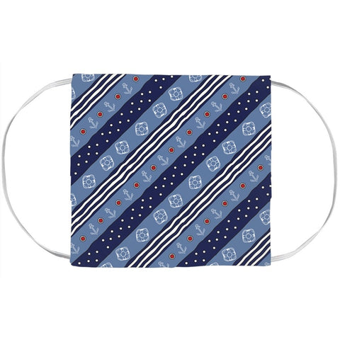 Face Mask Cover - Blue Water Collection - SVlovers