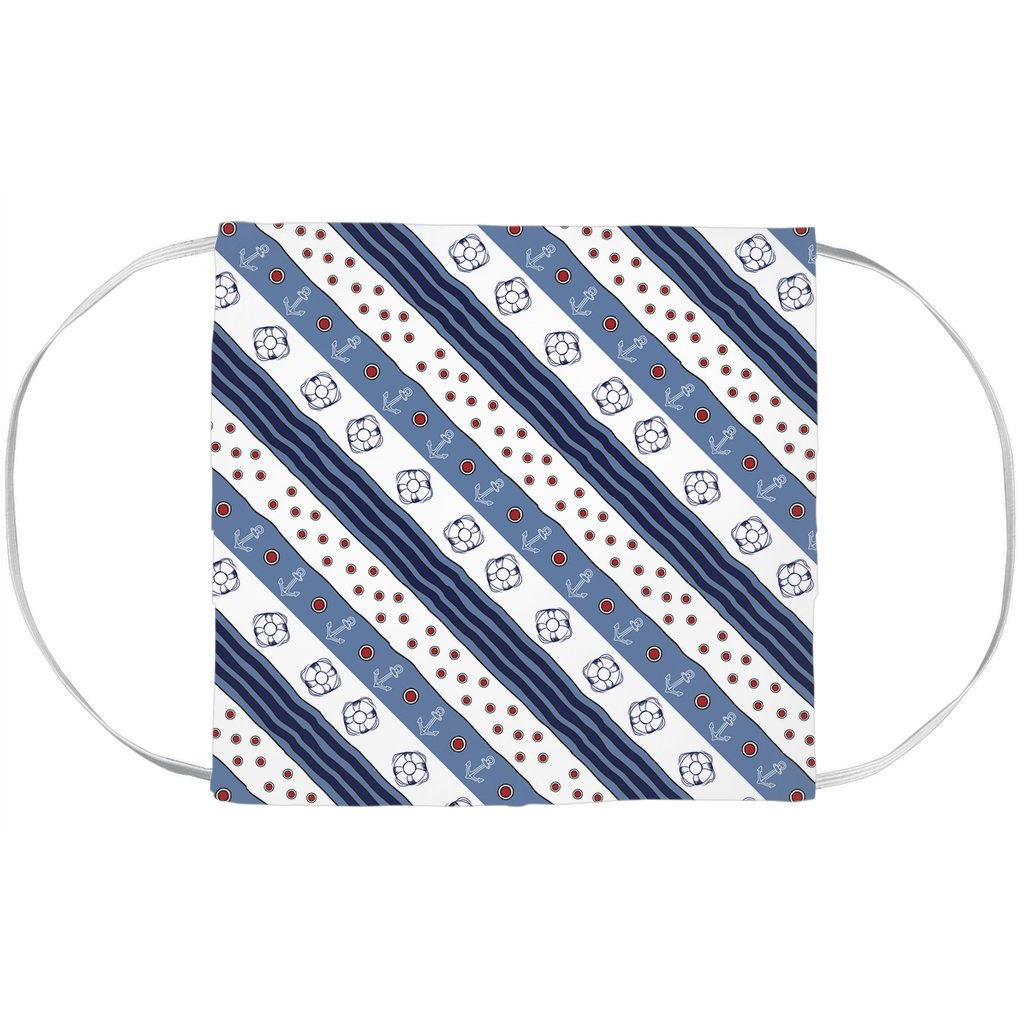Face Mask Cover - Blue-White Flag Collection - SVlovers