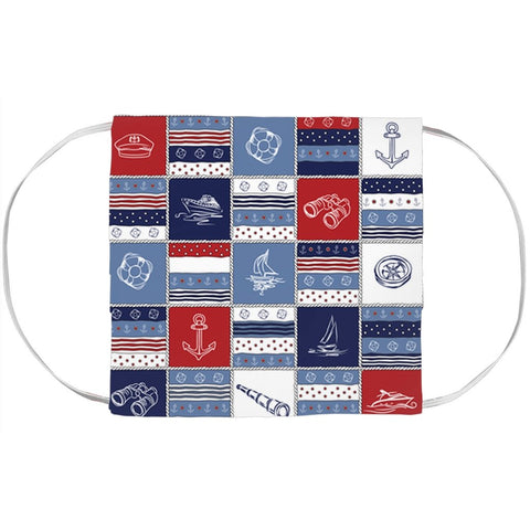 Face Mask Cover - Quilt Sea Collection - SVlovers
