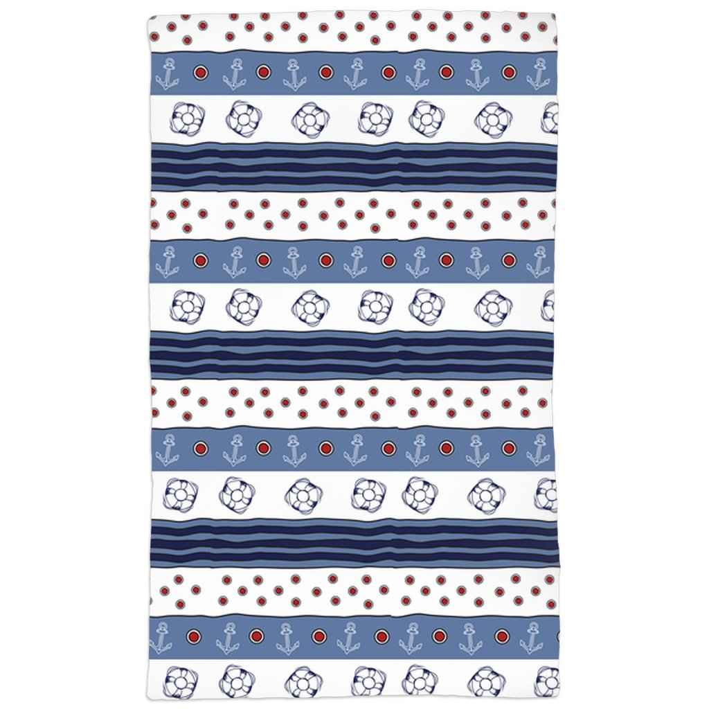 Hand Towel - Blue-White Flag Collection - SVlovers