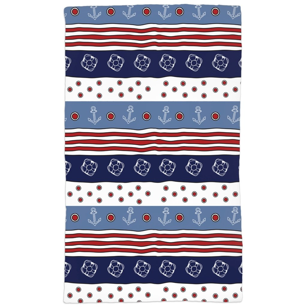 Hand Towel - Colorful Waves Collection - SVlovers