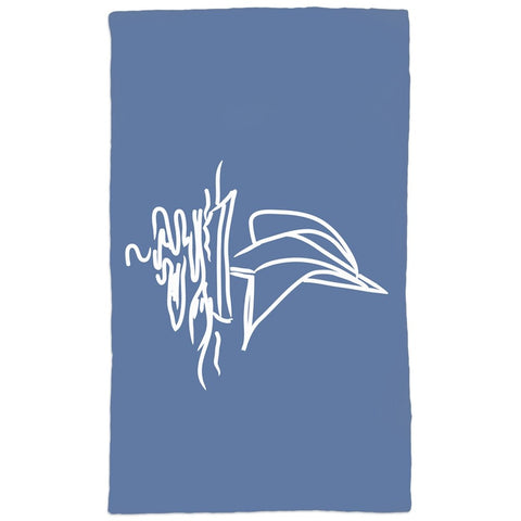 Hand Towel - My Boat Collection (Blue) - SVlovers