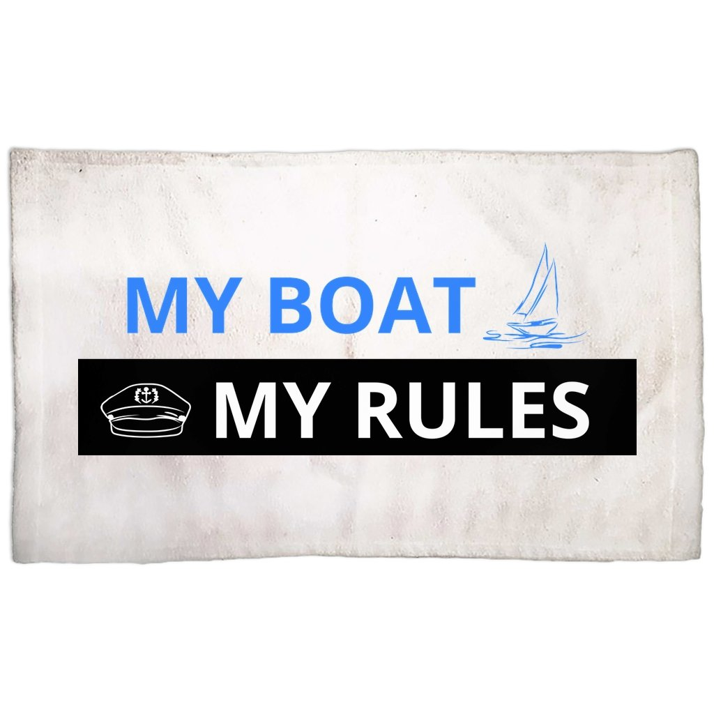 Hand Towel - My boat-My rules Collection - SVlovers