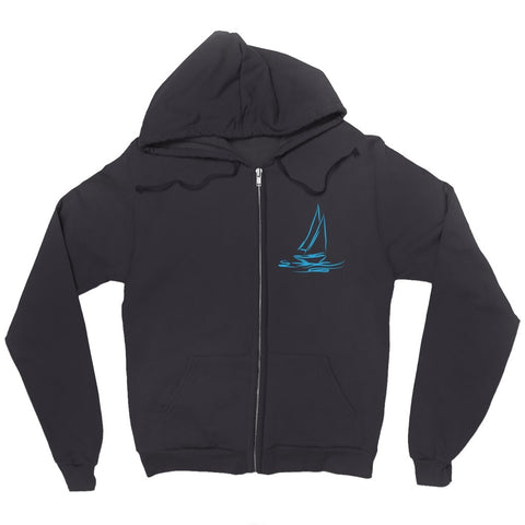 Hoodies (Zip-up) - My Boat Collection - SVlovers