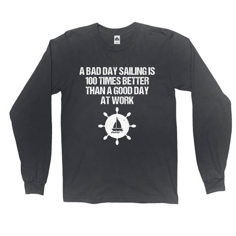Long Sleeve Shirt - A good day sailing Collection - SVlovers
