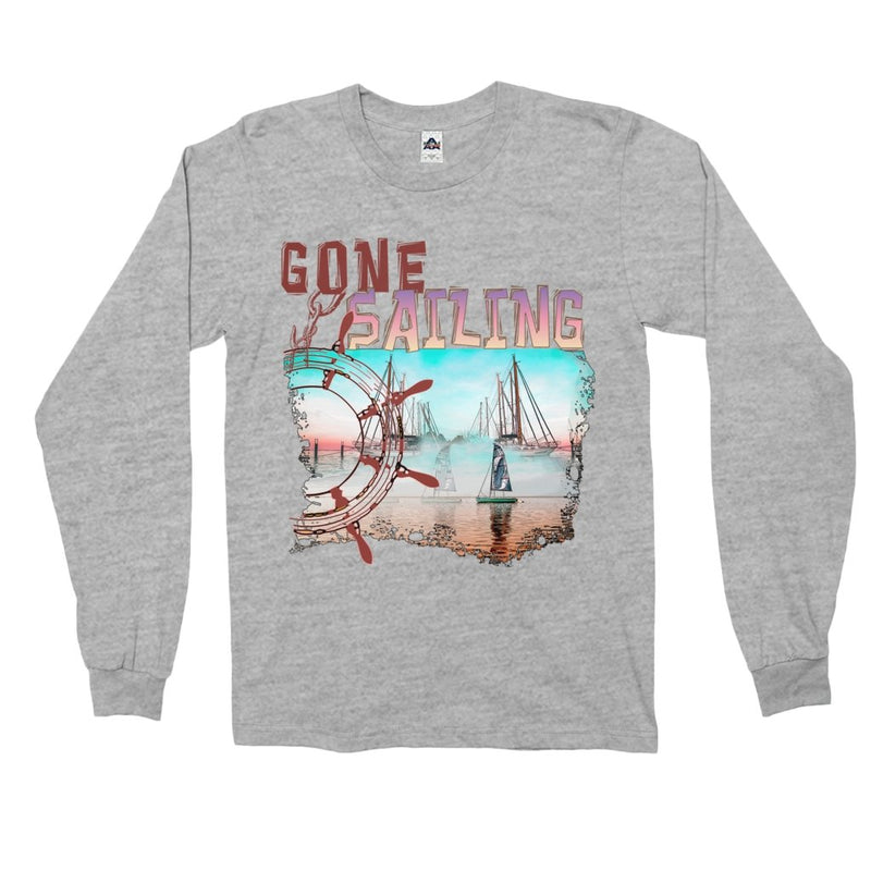 Long Sleeve Shirt - Gone Sailing Collection - SVlovers