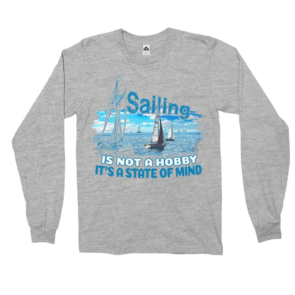 Long Sleeve Shirt - Sailing is not a hobby Collection - SVlovers