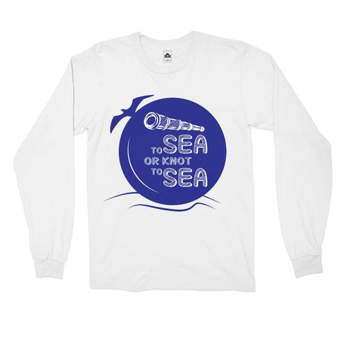 Long Sleeve Shirt - To sea or knot to sea Collection - SVlovers