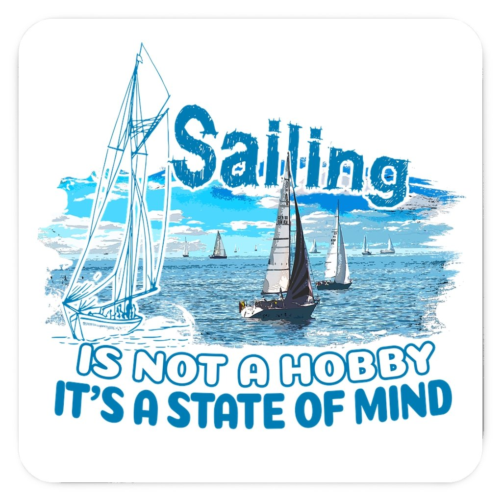 Magnet - Sailing is not a hobby Collection - SVlovers