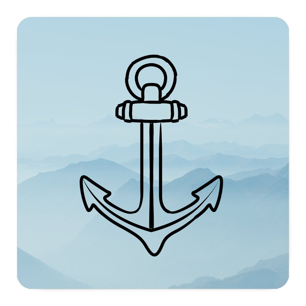 Magnets - 4 Pack - 4 Designs (Anchor, Boat, Lifebuoy & Telescope) - SVlovers