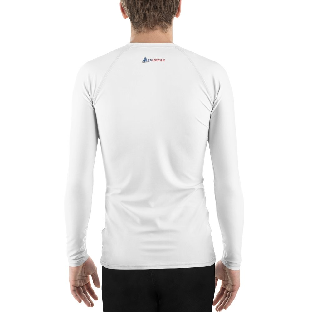 Men's Rash Guard - Gone Sailing Collection - SVlovers