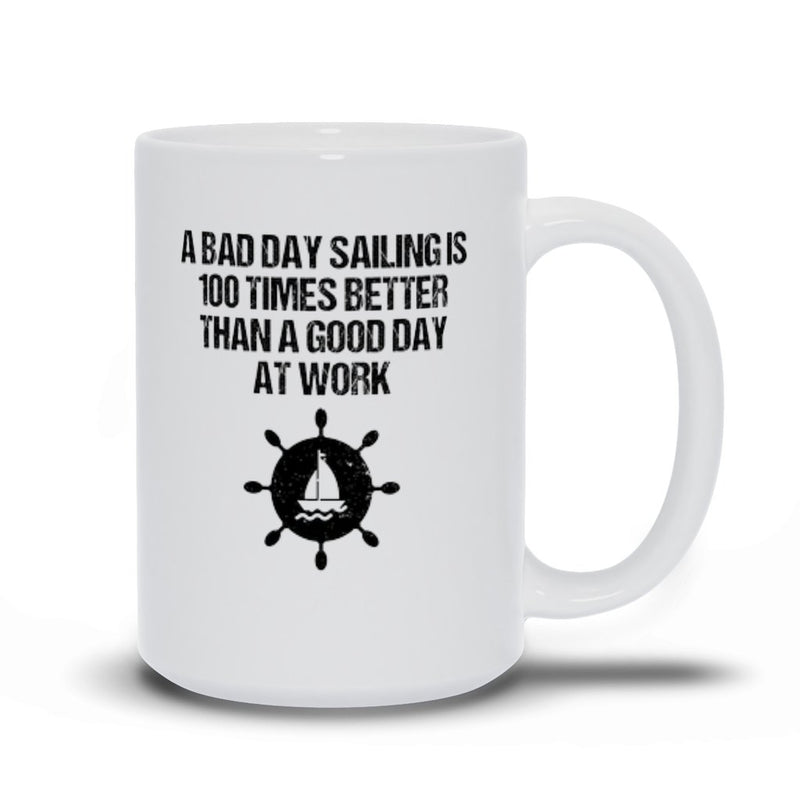 Mug - A good day sailing Collection - SVlovers