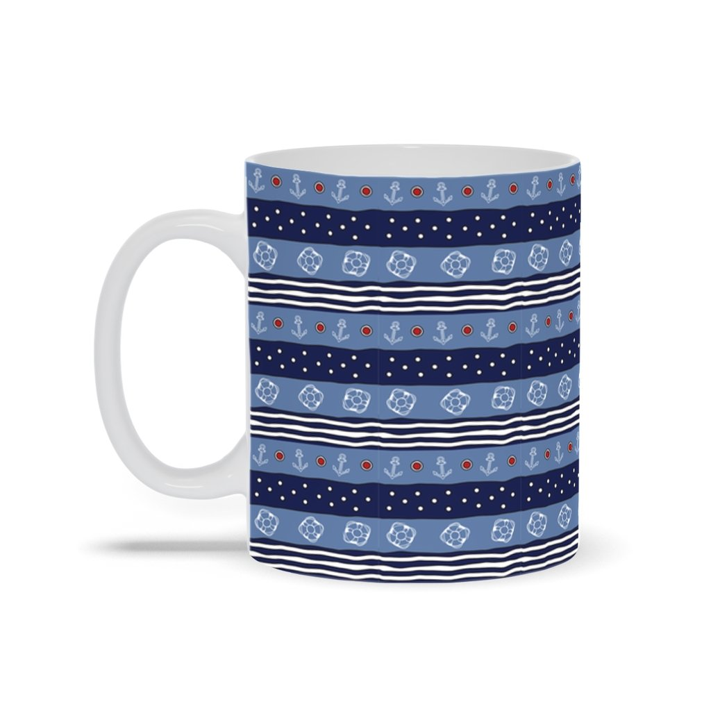 Mug - Blue Water Collection - 11oz - SVlovers