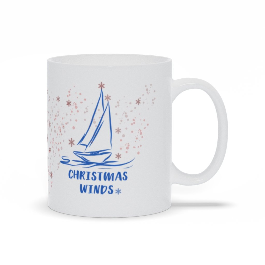 Mug - Christmas Winds - Christmas Collection - SVlovers