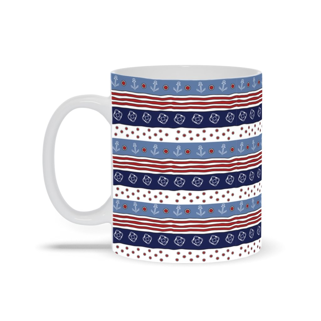 Mug - Colorful Waves Collection - 11oz - SVlovers