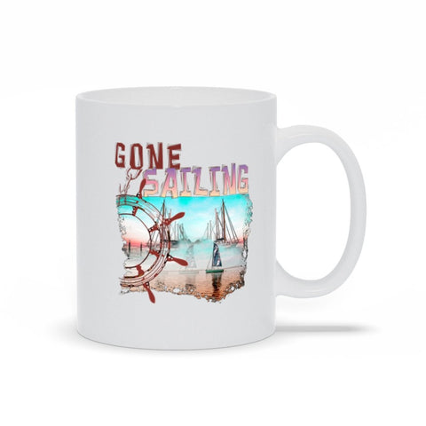 Mug - Gone Sailing Collection - 11oz - SVlovers