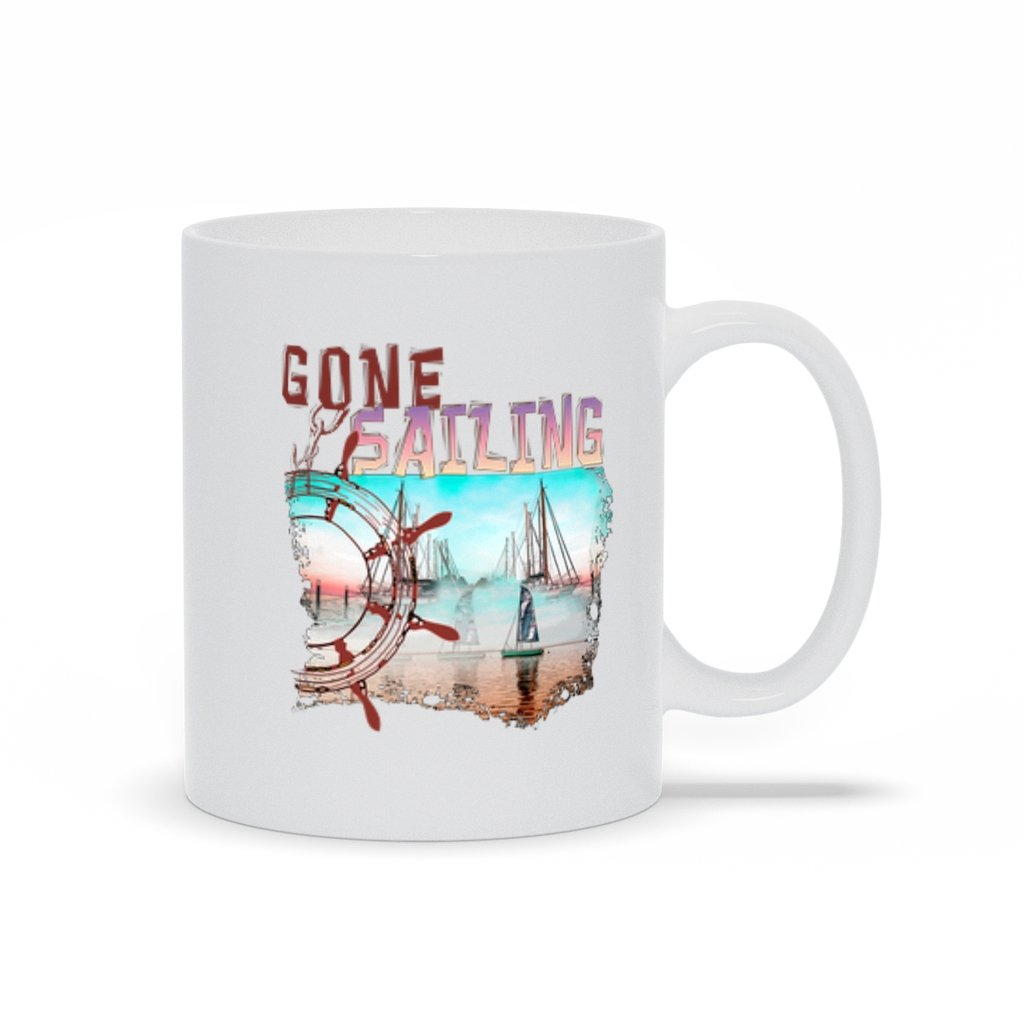 Mug - Gone Sailing Collection - SVlovers
