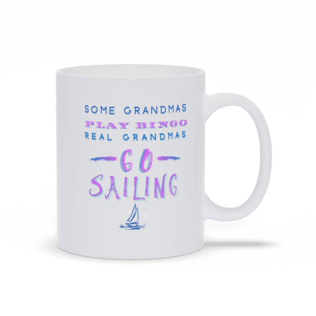 Mug - Sailing Grandma - SVlovers