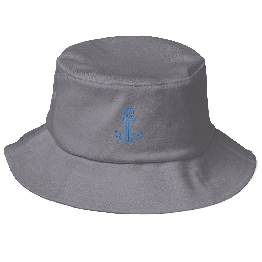 Old School Bucket Hat - My Anchor Collection - SVlovers
