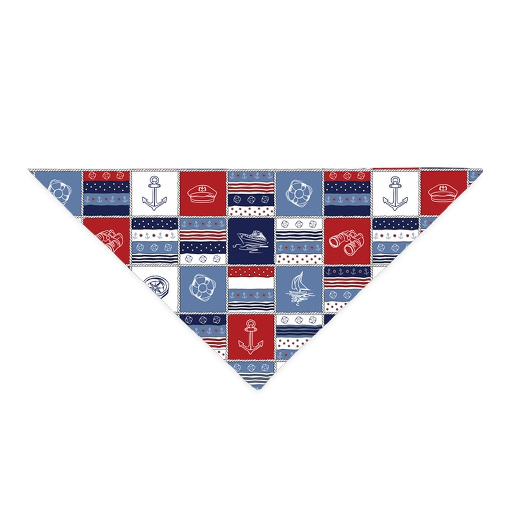 Pet Bandana - Quilt Sea Collection - SVlovers